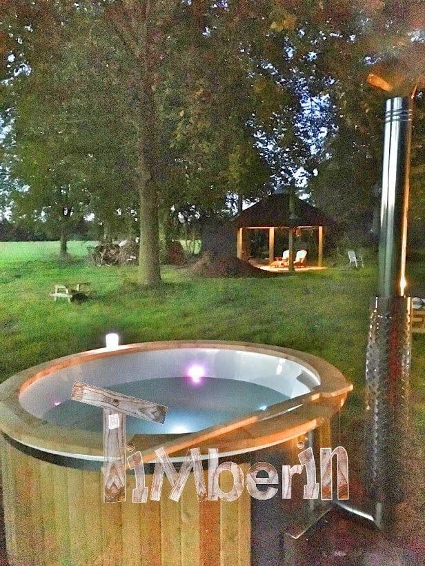 De sauna en hot tub, Victor, Emst, Nederland(1)